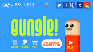 Bungle! iOS Screenshots