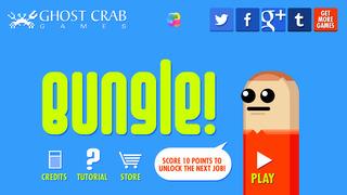 Bungle! iOS Screenshots