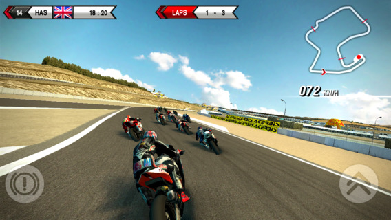 SBK15 - Official Mobile Game iPhone iPad