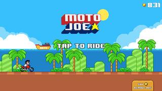 Moto Joe iOS Screenshots