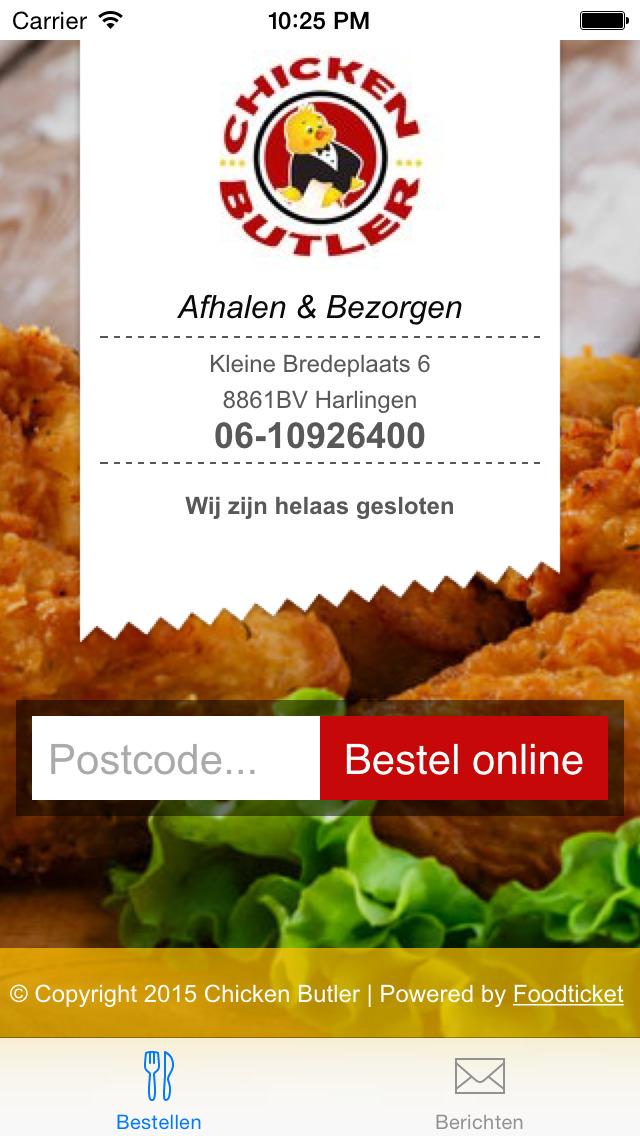 Chicken Butler Par XPOS Web Services B.V.