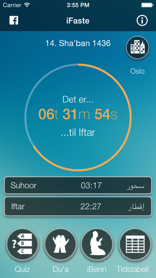 iFaste app: insight & download.