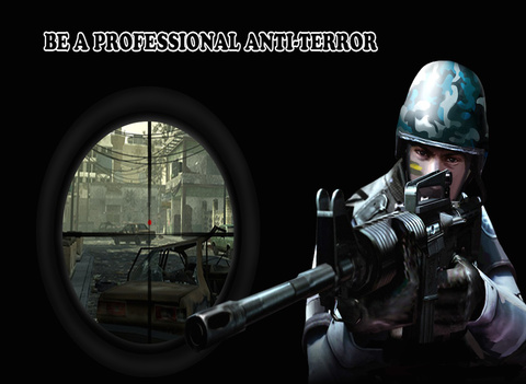 Sniper Shooter Critical Strike:Super Gun Shooting battle game Screenshot