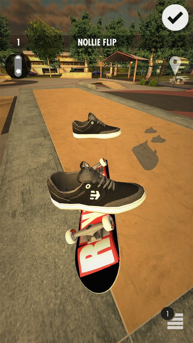 Skater iPhone iPad