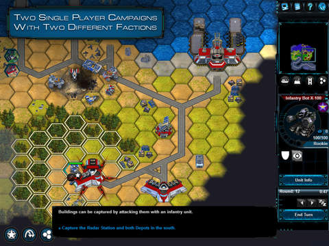 Battle Worlds: Kronos iPad