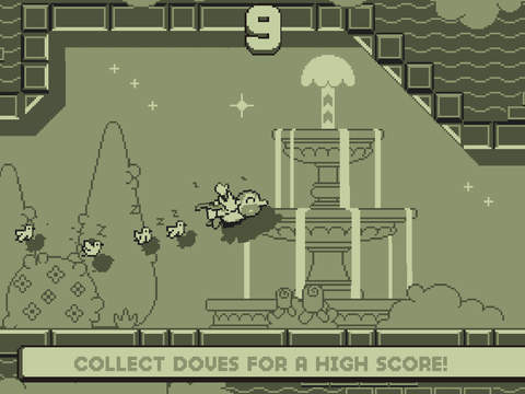 Endless Doves iOS