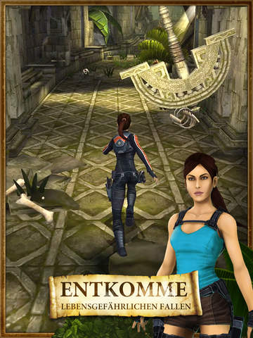 Lara Croft: Relic Run iPhone iPad