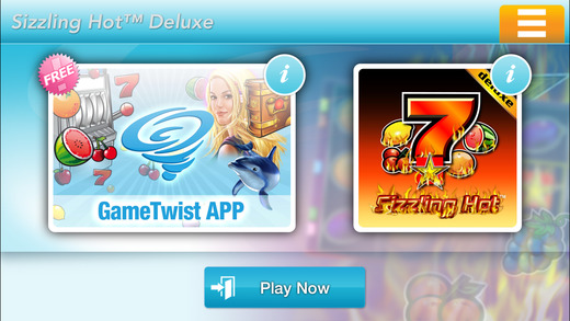 sizzling hot deluxe app store