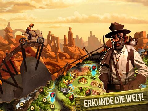 Screenshot 4 Trials Frontier