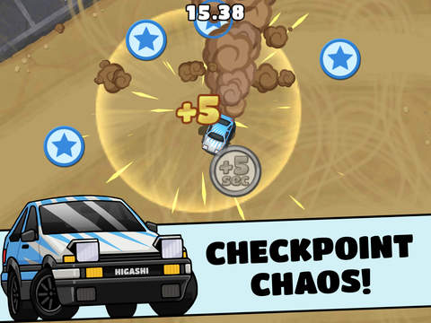 Checkpoint Champion iOS