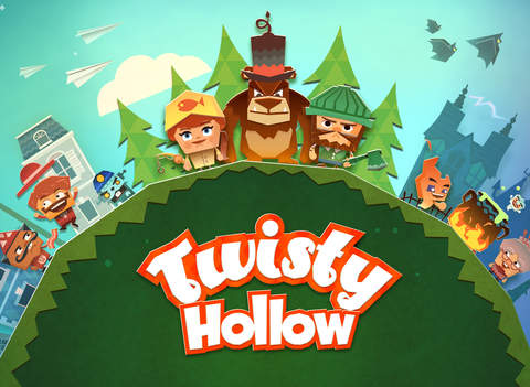 Twisty Hollow iOS Screenshots