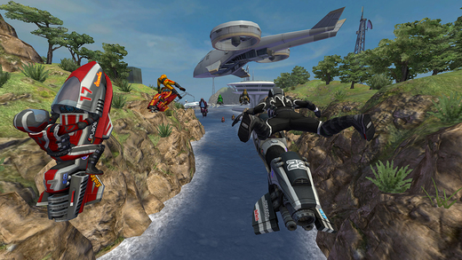 Riptide GP2 iPhone iPad