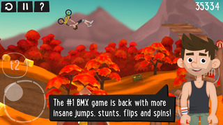 Pumped BMX 2 iOS Screenshots