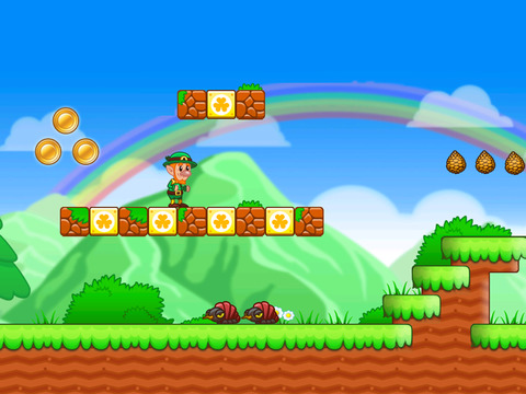 Lep's World Plus - das super Jump and Run Spiele iOS Screenshots