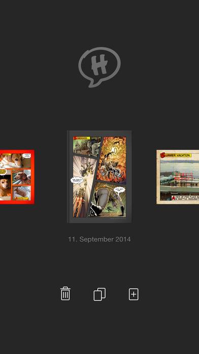 Halftone 2 - Comicbuchersteller Screenshot