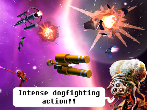 Rogue Star iOS Screenshots