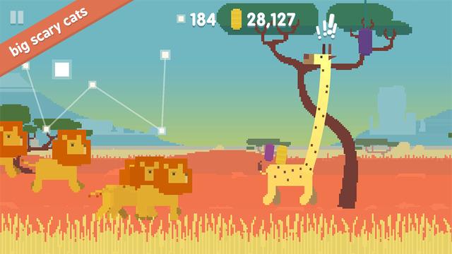 oh my Giraffe iPhone iPad