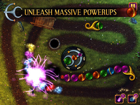 Sparkle Epic iOS Screenshots