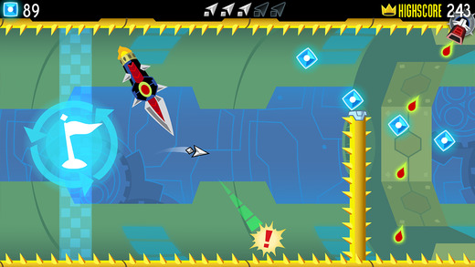 Tilt to Live: Gauntlet's Revenge iOS