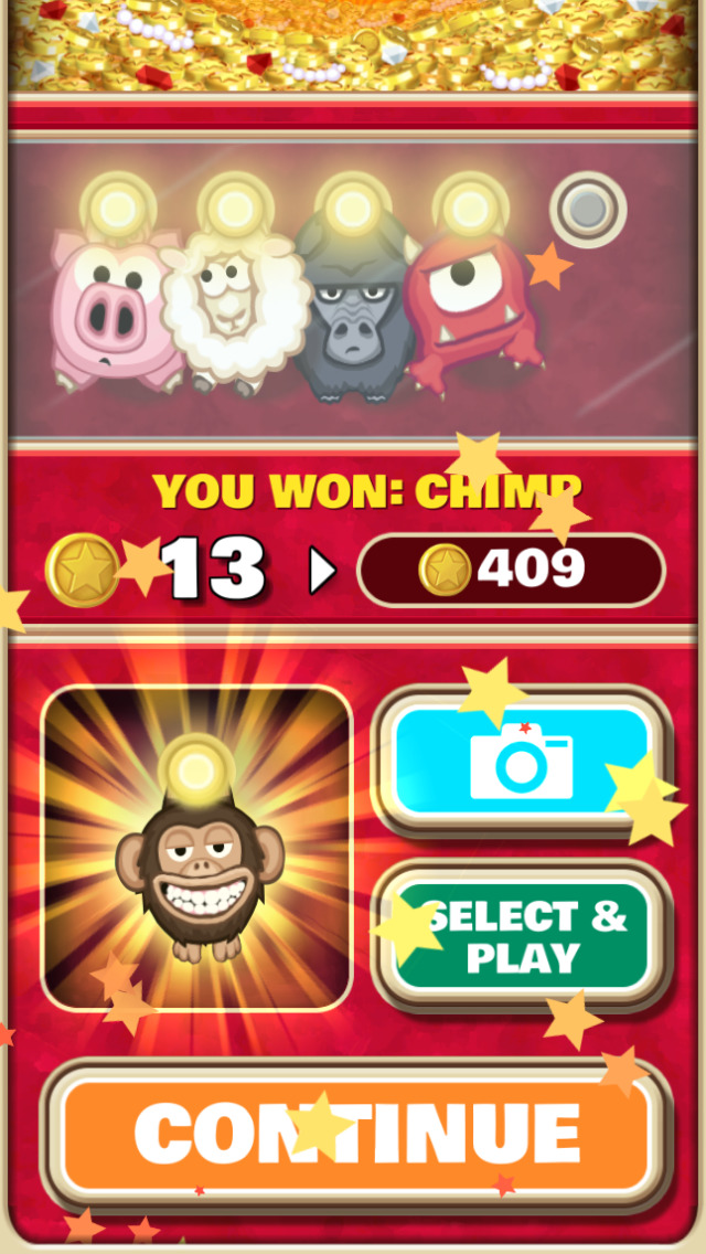 Screenshot 4 Sling Kong