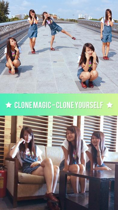 Clone Magic iPhone