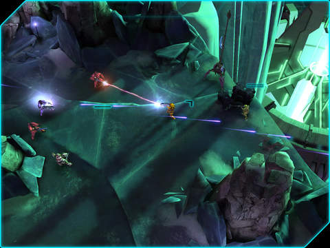 Screenshot 3 Halo: Spartan Assault
