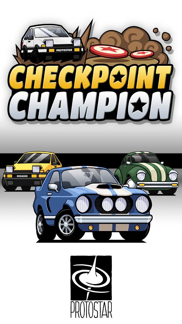 Checkpoint Champion iOS Screenshots