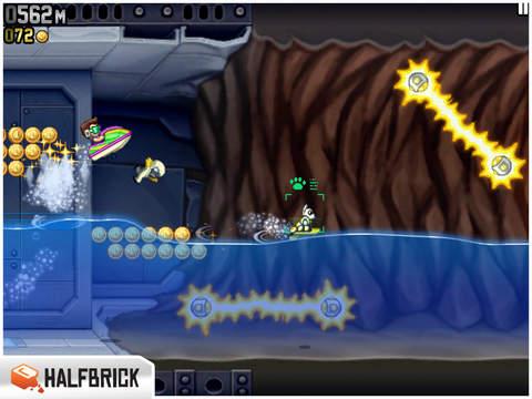 Screenshot 5 Jetpack Joyride