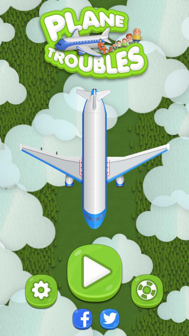 Screenshot 1 Plane Troubles