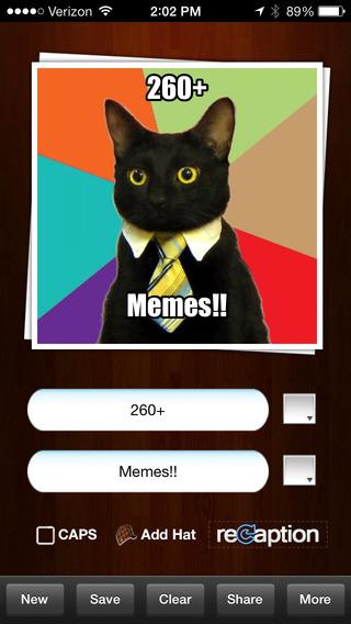 Diseño de Memes Screenshot