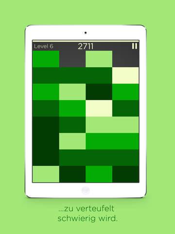Shades: Ein einfaches Puzzle-Spiel iOS