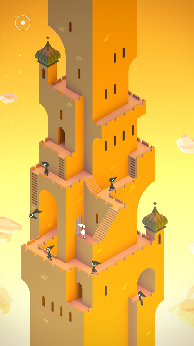 Screenshot 2 Monument Valley