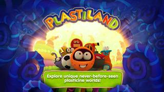 Plastiland - entdecken Sie die Welten von Plasticinia, Plastipolia und Plastidonia! iOS Screenshots
