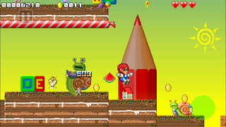 SUPERBLAM! - The Super Hero iOS Screenshots