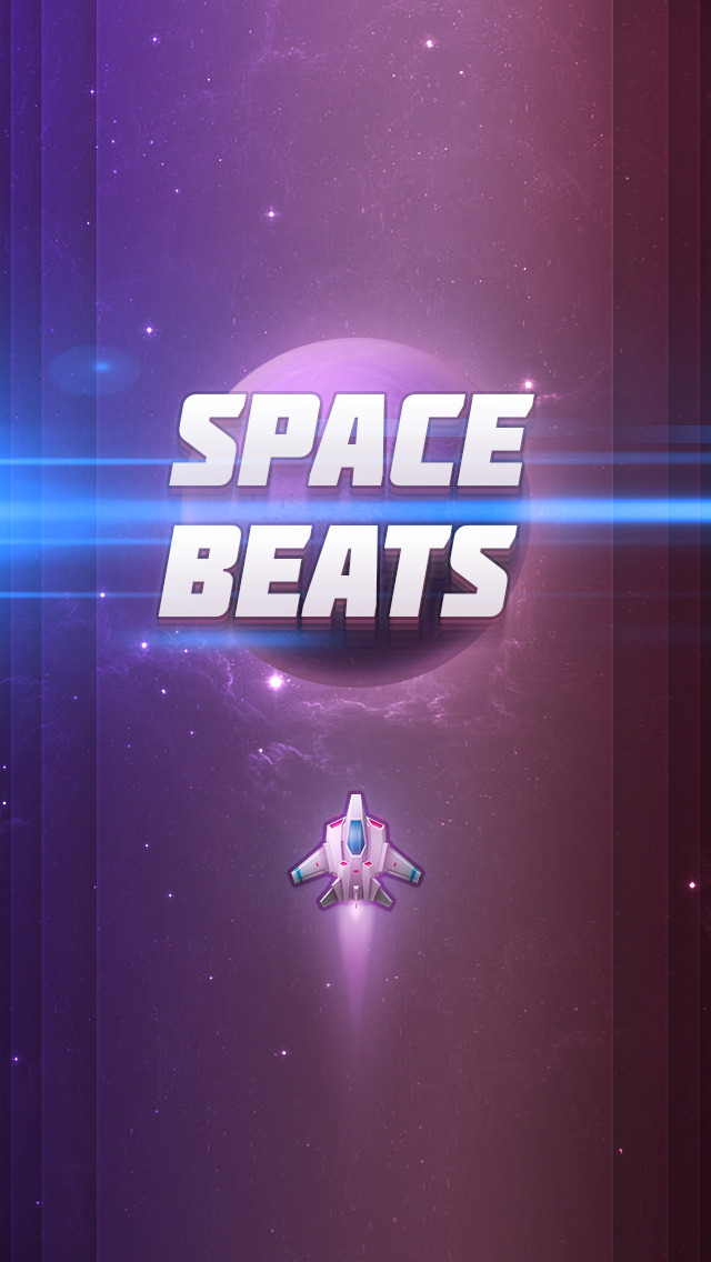 Space Beats Saga iOS Screenshots