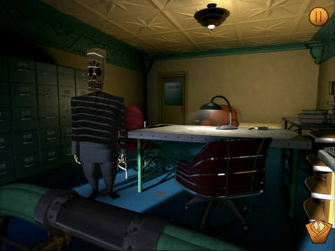 Grim Fandango Remastered iOS Screenshots