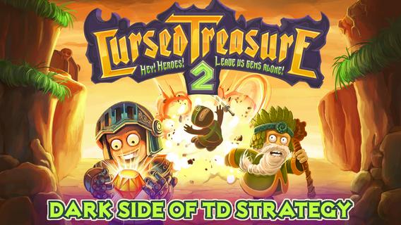 Screenshot 1 Cursed Treasure 2