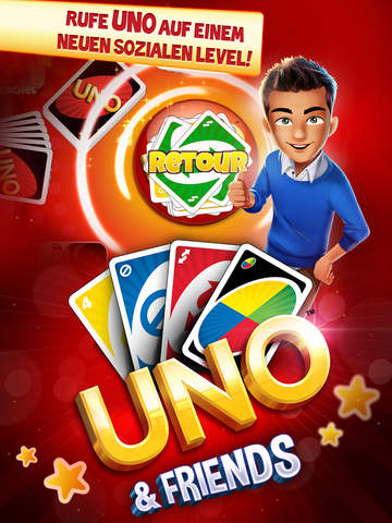 UNO ™ & Friends iOS Screenshots