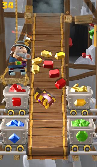 Pickaxe Plunder iOS Screenshots