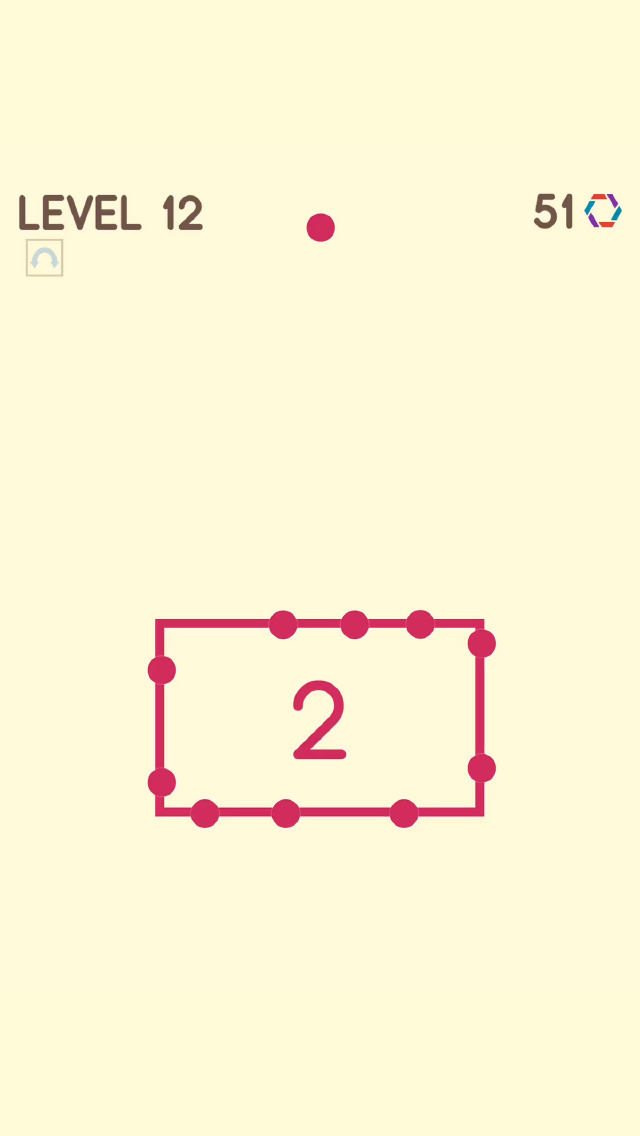 Pin The Dots iOS Screenshots