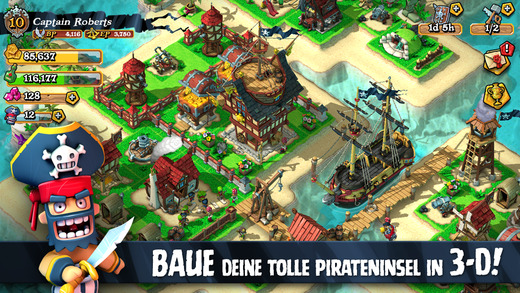 Plunder Pirates iOS