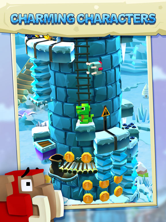 Blocky Castle Screenshot