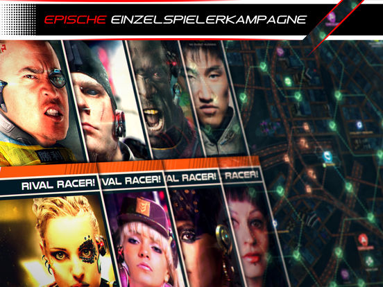 Screenshot 5 Rival Gears Racing