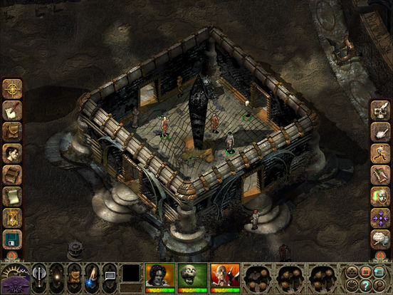 Screenshot 1 Planescape: Torment