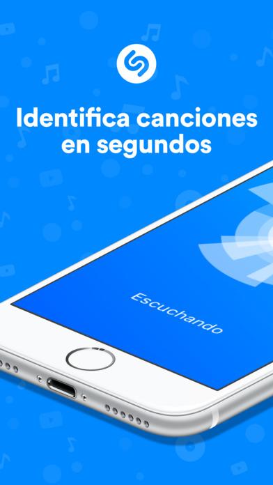 Shazam - Descubre música, vídeos y letras Screenshot