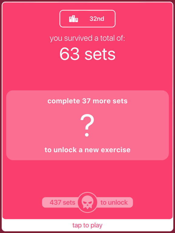 Screenshot 5 #tapgym