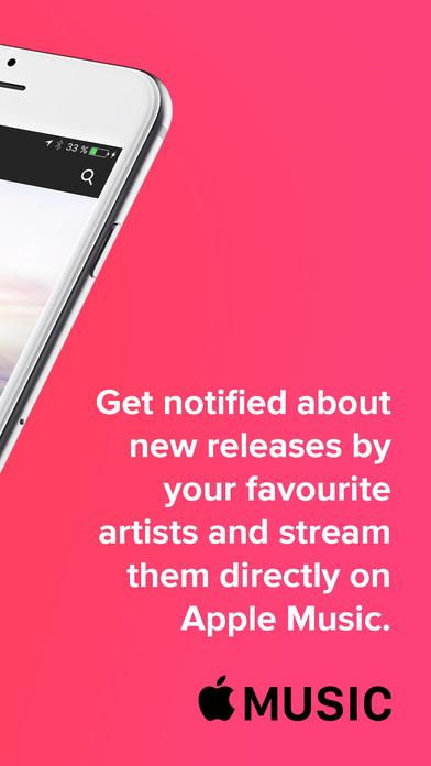 RecordBird – Never Miss a Music Release Screenshot