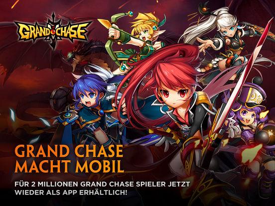 Screenshot 1 GrandChase M : Action RPG