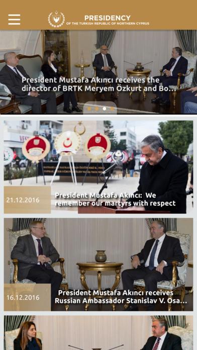 Presidency of the TRNC