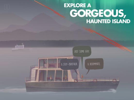 OXENFREE Screenshots